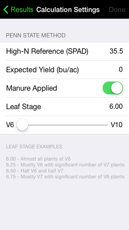 FieldScout GreenIndex+ screenshot-3
