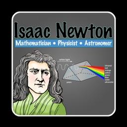 Isaac Newton by Ventura