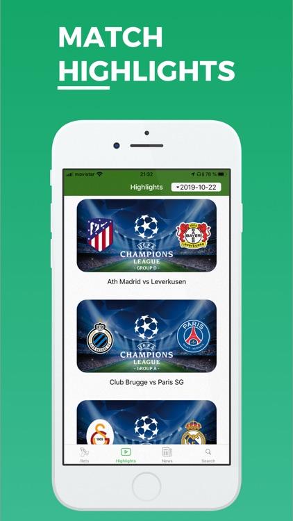 BetAll - Sport Betting Tips screenshot-3