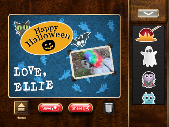 Millie's Tricks and Treats