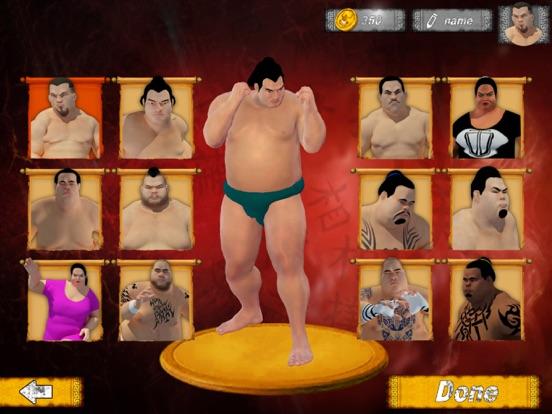 Sumo Games : Japan Wrestlingのおすすめ画像3