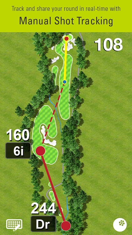 SkyCaddie Mobile Golf GPS screenshot-3