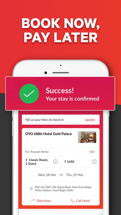Download OYO: Search & Book Hotel Rooms for Pc