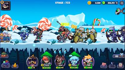 Band of Heroes IDLE RPG screenshot 8