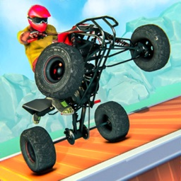 ATV Quad Bike 3D