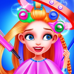 Hair Salon - Princess & Prince