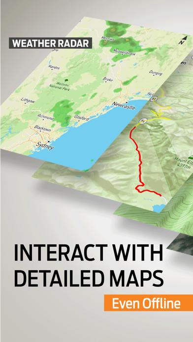 REVER - Navigation, GPS, Maps Screenshot