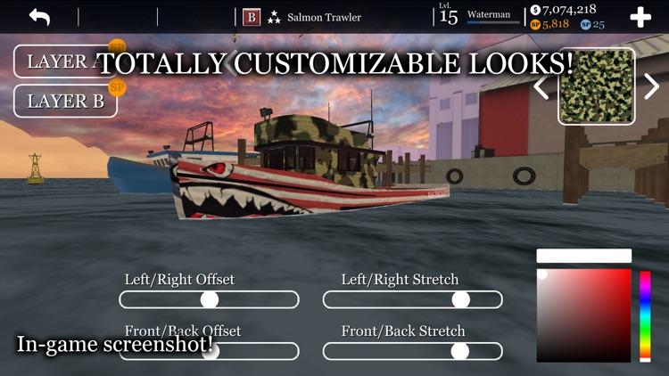 Boat & Fishing Game: uCaptain screenshot-3