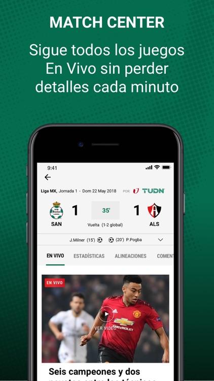 TUDN screenshot-5