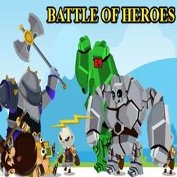 Battle Of Heroes Game