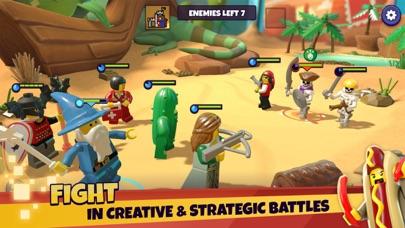 LEGO® Legacy: Heroes Unboxed screenshot 3