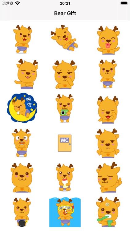 Bear-Stickers