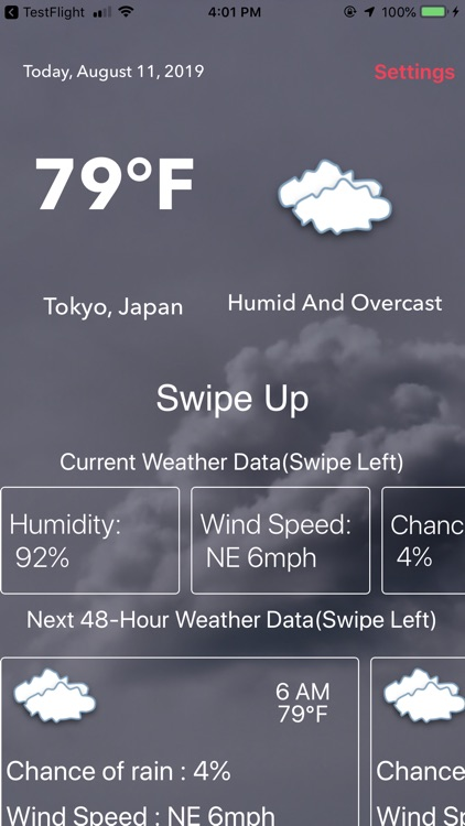 Weather : Clouds are White. screenshot-7