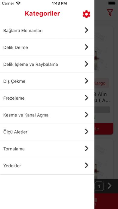 Hizmet Hırdavat Screenshot