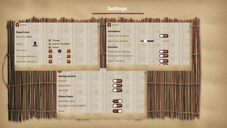 iTavli-Best backgammon game screenshot-3