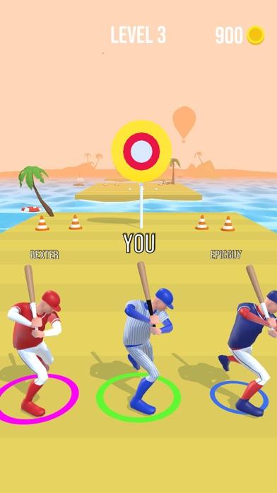 Baseball Race screenshot 5
