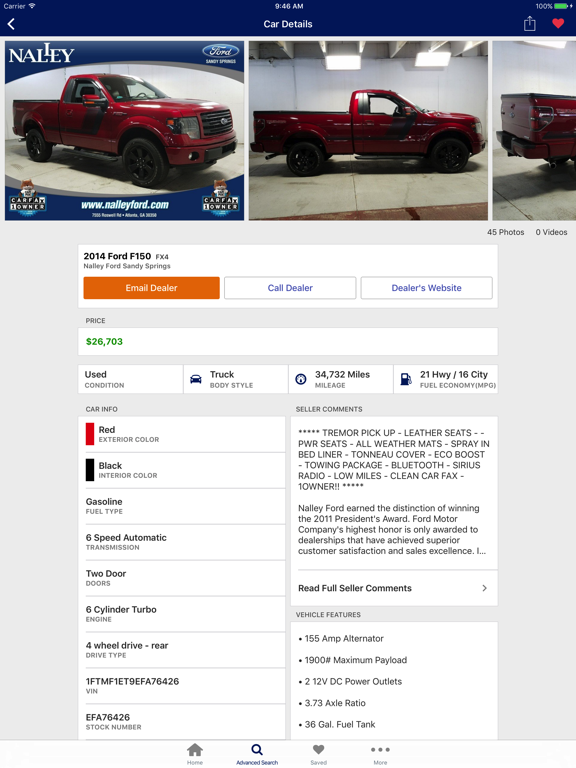 AutoTrader – Find New & Used Cars For Sale screenshot
