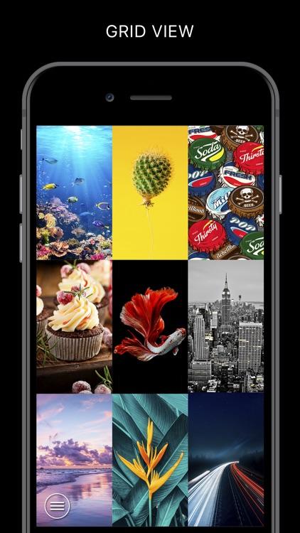 Everpix Cool Wallpapers HD 4K screenshot-4