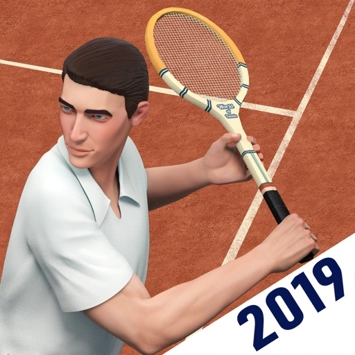 World of Tennis: Roaring '20s icon