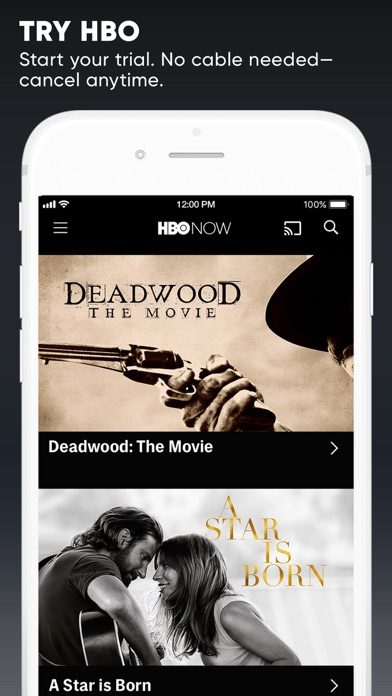 download HBO NOW: Stream TV & Movies apps 4