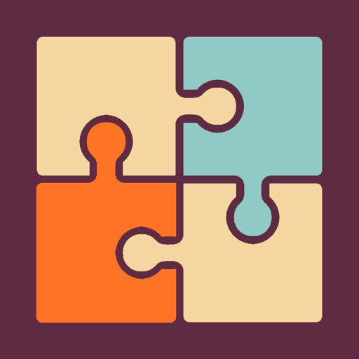 Jigsaw liberty-Take one's ease