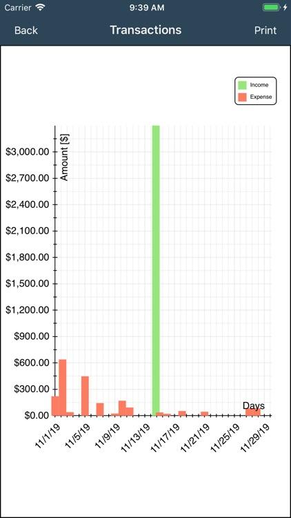 My Budget Book screenshot-5