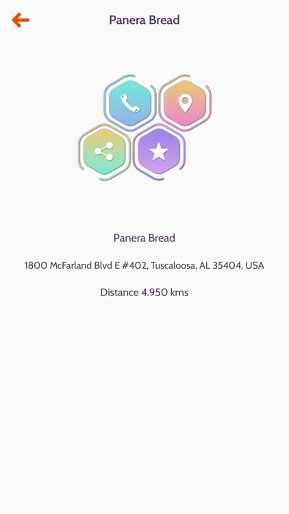 App for Panera Bread screenshot-4
