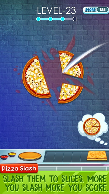 Fit The Slices Puzzle screenshot-5