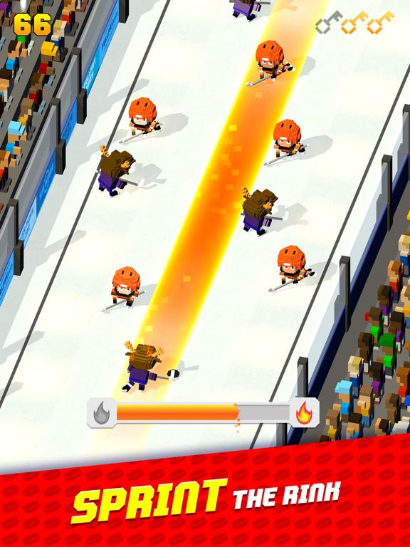 Blocky Hockeyのおすすめ画像2