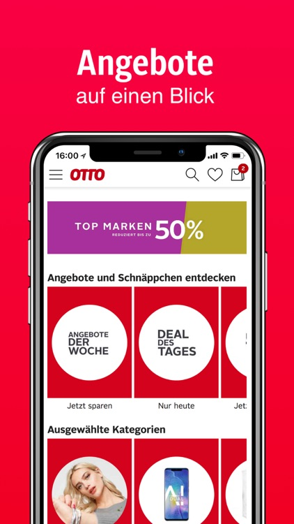 OTTO - Shopping und Möbel screenshot-1