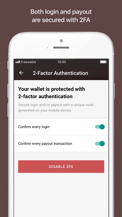 Bitcoin Wallet by Freewallet screenshot-6
