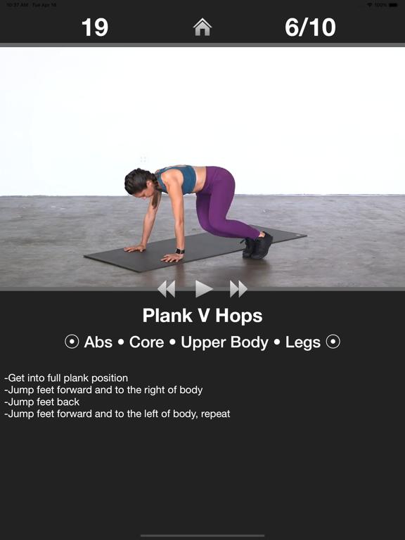 Daily Cardio Workout-ipad-2
