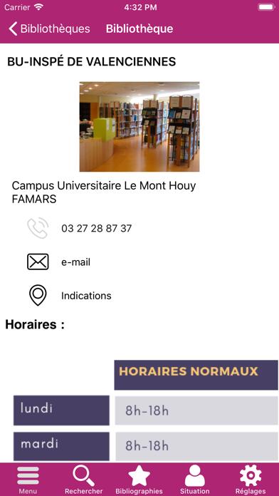 BU INSPÉ Lille HdF screenshot 7