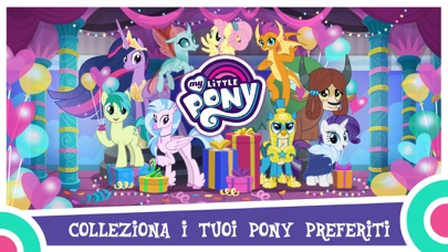 Screenshot of MY LITTLE PONY: magiche eroine1