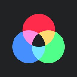 Ícone do app Aurora: Color Picker