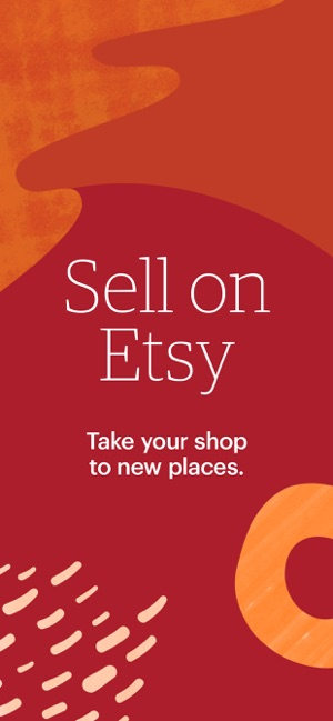 Amazon Etsy Business Book Sell On Etsy App Red Text