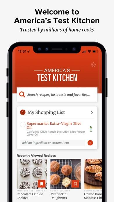 America's Test Kitchen Screenshot
