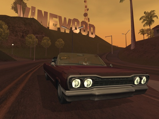 Grand Theft Auto: San Andreas IPA Cracked for iOS Free Download