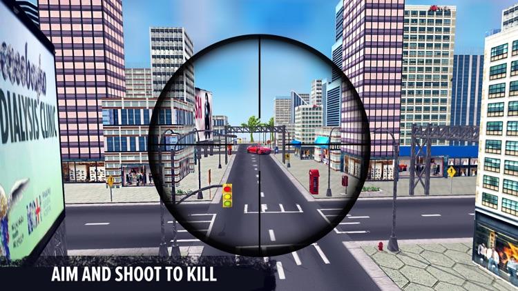 Sniper-Man Gun Shooting Games screenshot-4