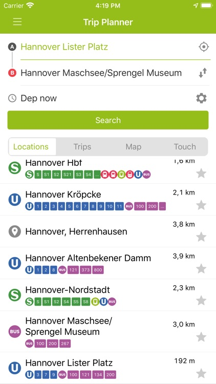MyHannover screenshot-0