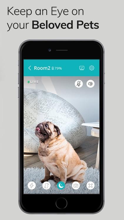 Home Security Camera iHeartCam