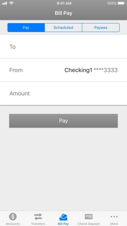 Presidio Bank Mobile Banking screenshot-4