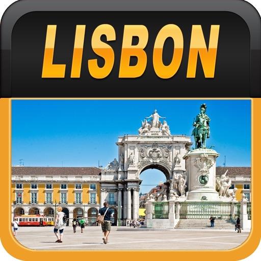 Lisbon Offline Map Guide