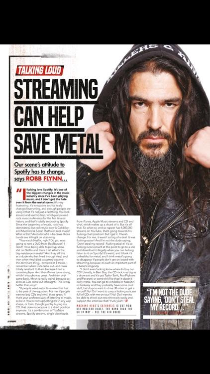 Kerrang! Magazine screenshot-3