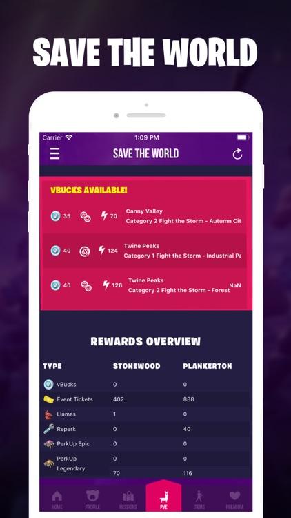 Stats & Tools for Fortnite screenshot-5