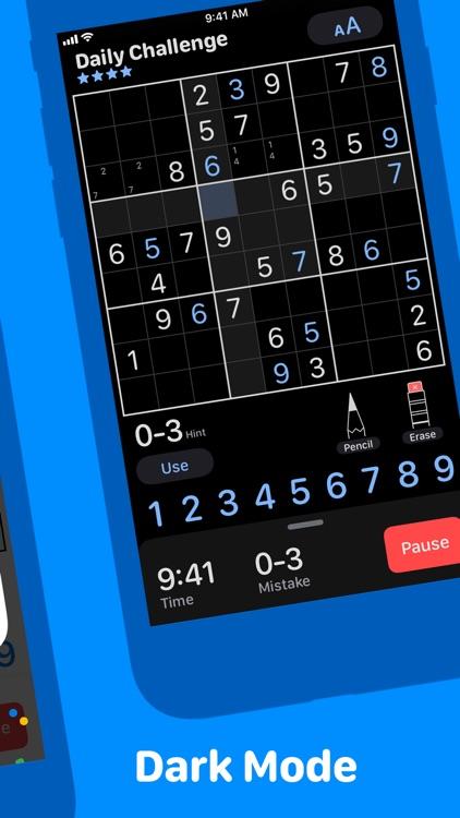 Sudoku+ Classic Puzzle screenshot-3