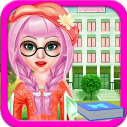 High School Dress up game