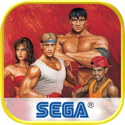 Ícone do app Streets of Rage 2 Classic