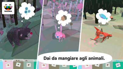 Screenshot of Toca Nature3