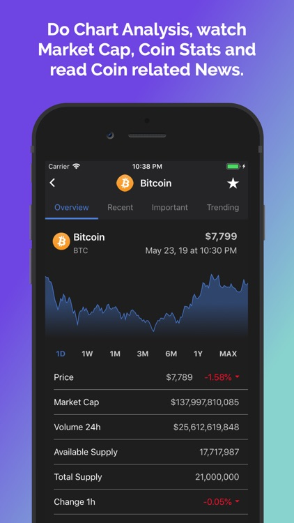 CoinBlick: Crypto News screenshot-4